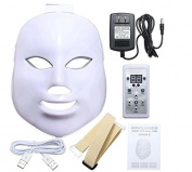7 Colours LED Photon Facial Mask Skin Care Anti-Ageing Therapy Photodynamics PDT Beauty Facial Peels