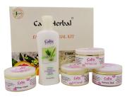 Calix Herbal Ayurvedic Antioxidant-Calming Fairness Facial Kit - 320ml