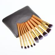 Makeup Brushes,Hatop 10Pcs Set Professional Brush High Brushes set Make Up Blush Brushes Makeup Brush