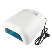Beauty7 36W Salon Nail Dryer UV Lamp / Light For Acrylic, Gelish & Shellac Curing with Timer Setting SPA Equipment