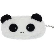 Oksale® Plush Panda Zipper Pencil Case Office Stationery School Coin Purse Wallet Cosmetic Makeup Pen Bag