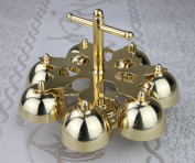 Church Altar Brass Bell with Handle LD-7A1