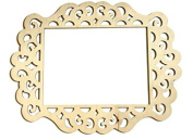 Cardinal Arts & Crafts Laser Wood Frame, 11 x 14