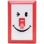 Time Concept 819264019310 Spice Smile switch LED light, Black