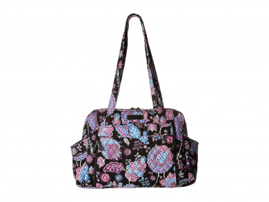 Vera Bradley Large Stroll Around Baby Bag - Alpine Floral