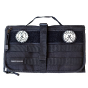 Nappy CLUTCH - Multifunctional Tactical Nappy Bag - Great for Tac Dads and Tac Moms