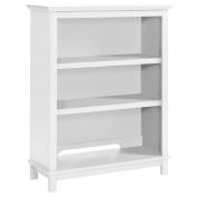 DaVinci Autumn Bookcase/Hutch In White Finish