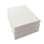 LWR Crafts Stretched Canvas 15cm X 20cm Pack of 6