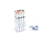 Mepxy Brush Marker Set of 12color - Skin Tone