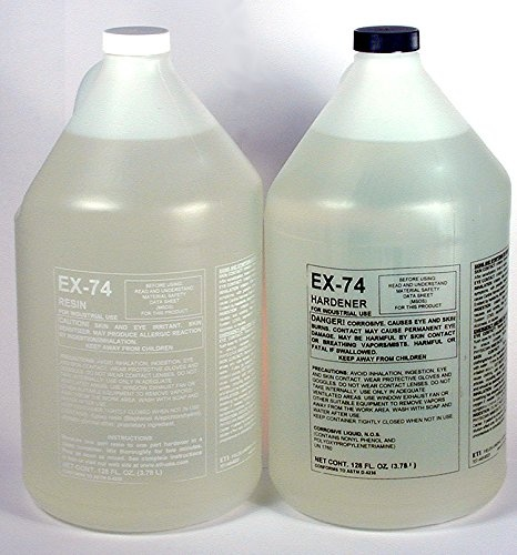 EX 74 Epoxy Art Resin by EX-74 - Shop Online for Arts