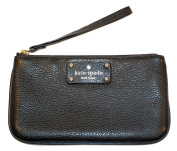 Kate Spade New York Zippered Chrissy Berkshire Road Leather Wristlet