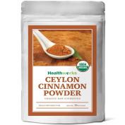 Healthworks Cinnamon Powder Ceylon Raw Organic, 0.5kg