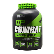 Muscle Pharm Combat 100% Whey Protein Powder, Strawberry, 2.3kg