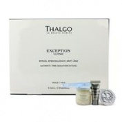 Thalgo Exception Ultime Ultimate Time Solution Ritual Anti Age Treatment Protocol (salon Product) 6 treatments