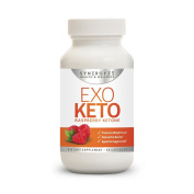 Premium Quality Formula Raspberry Ketones | EXO KETO | Boost the Break Down of Fat & Increase Energy Levels as Told by Dr. Oz | 60 Capsules | One-Month Supply