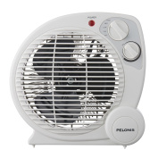 PELONIS HB-211T 3-Speed Fan Heater with Adjustable Thermostat