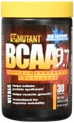 Mutant BCAA 9.7 Powder Blend, Blue Raspberry, 348 Gramme