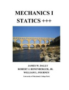 Mechanics I Statics+++