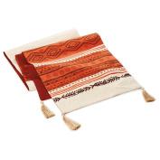 Autumn Stripe Table Runner Kitchen Accessories