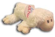 Baby Gund Plush Rattle Toodles Ivory Lamb
