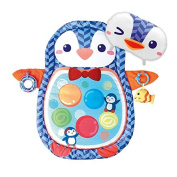 Winfun Penguin Sleepy Time Multicoloured Playmat