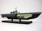 German Type XIV Submarine U-487 1/350 Scale Diecast Metal Model