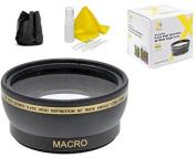 52mm 0.43x Wide Angle Lens for Panasonic DMC-FZ150 DMC-FZ100 DMC-FZ60 FZ48 FZ45 FZ40