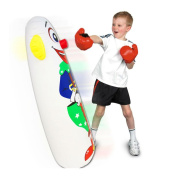 PUNCHING BAG CLOWN 1.1m Inflatable Fun Punch Toy