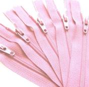 Zipperstop Wholesale YKK® 36cm Zipper YKK #3 Skirt & Dress ~ YKK Colour 513 Pink