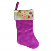 Disney 46cm Christmas Stocking Fairies Pink