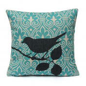 Usstore Pillow Case Cover Pillowslip Distinctive Home Decor Car Cushion Square