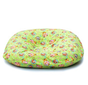 Removable Cover for Boppy Newborn Lounger. 100% Soft Cotton Flannel. Made in USA