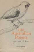 100 Australian Poems