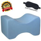 knee pillow for side sleepers use lower back pain u0026 sciatica