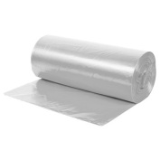 30cm X 50cm Plastic Unprinted Produce Bag on a Roll, Bread and Grocery Clear Bag, 340 Bags