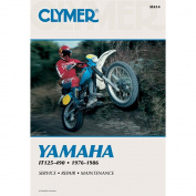 Clymer Yamaha IT125-490