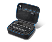 Supremery Bose SoundLink Mini II / Mini Bluetooth Speaker Case Cover EVA travel bag with mesh pocket, zip and snap hook - Fits the Wall Charger, Charging Cradle and Bose Silicone Soft Cover