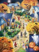 Halloween Town Jigsaw Puzzle 550 Piece
