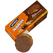 McVitie's HobNobs Oat Biscuits Milk Chocolate 300g