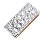 LaoZan Bling Clutches Handbag For Women Rhinestones Purse Evening Bag