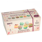 "BRUBAKER Cosmetics Bath Bombs ""Sweets For My Sweet"" Gift Set - Handmade and Natural"