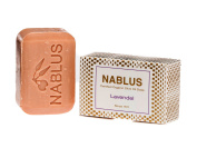 Nablus Soap Natural Olive Oil Soap Lavender 100g
