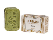 Nablus Soap Natural Olive Oil Soap Sage 100g
