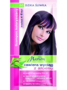 Marion Hair Colour Shampoo in Sachet Lasting 4-8 Washes - 66 - Wild Plum