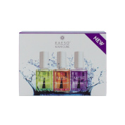 Kaeso Scentsational Cuticle Oil Collection 14 ml - Pack of 3