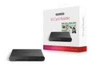Sitecom MD-064 USB 2.0 ID Card Reader card reader - card readers