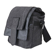 Mengs M1 Waterproof Canvas Shoulder Camera Bag Suit for Canon/Nikon and Other SLR Camera