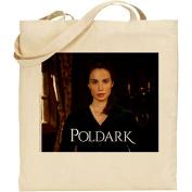 Official Poldark Reusable Eco Friendly COTTON Shopping Bag - Series 2 Elizabeth POldark - Heida Reed
