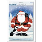 Branded Advent Calendar - (WDM2931) - Raymond Briggs - Father Christmas