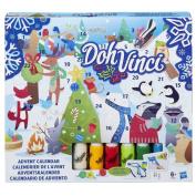 Doh-Vinci 2016 Creative Advent Calendar